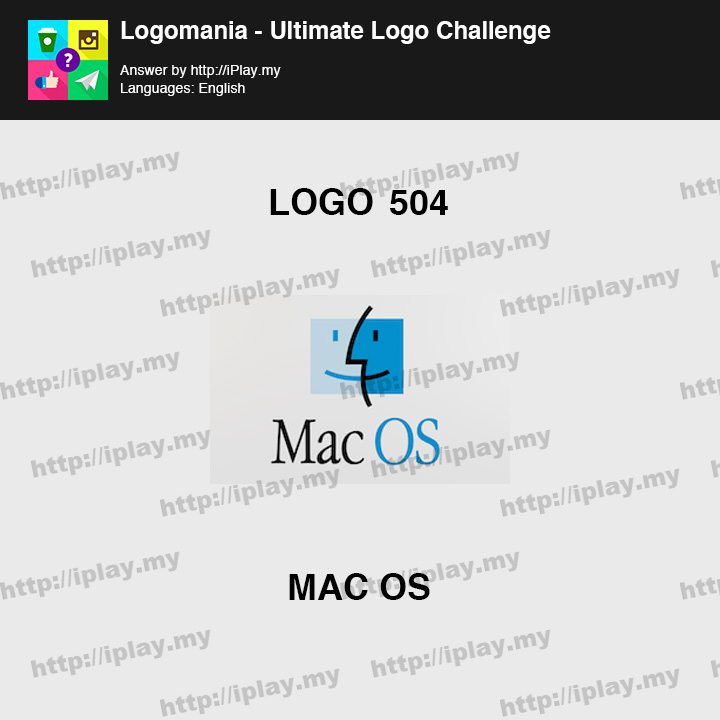 Logomania - Ultimate Logo Challenge Level 504