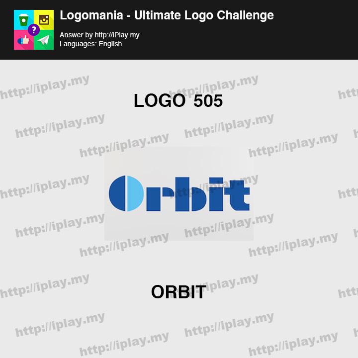 Logomania - Ultimate Logo Challenge Level 505
