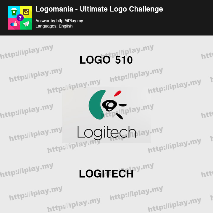 Logomania - Ultimate Logo Challenge Level 510
