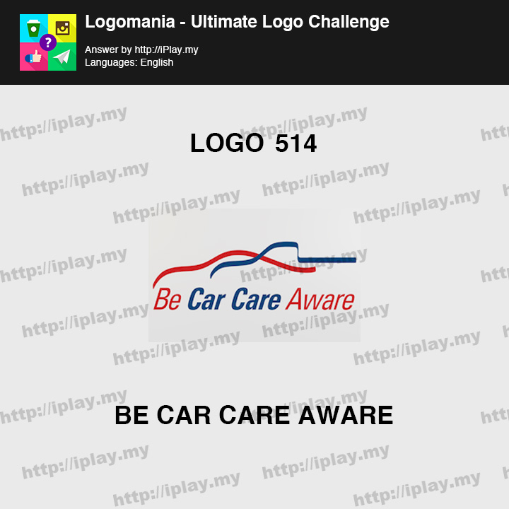 Logomania - Ultimate Logo Challenge Level 514