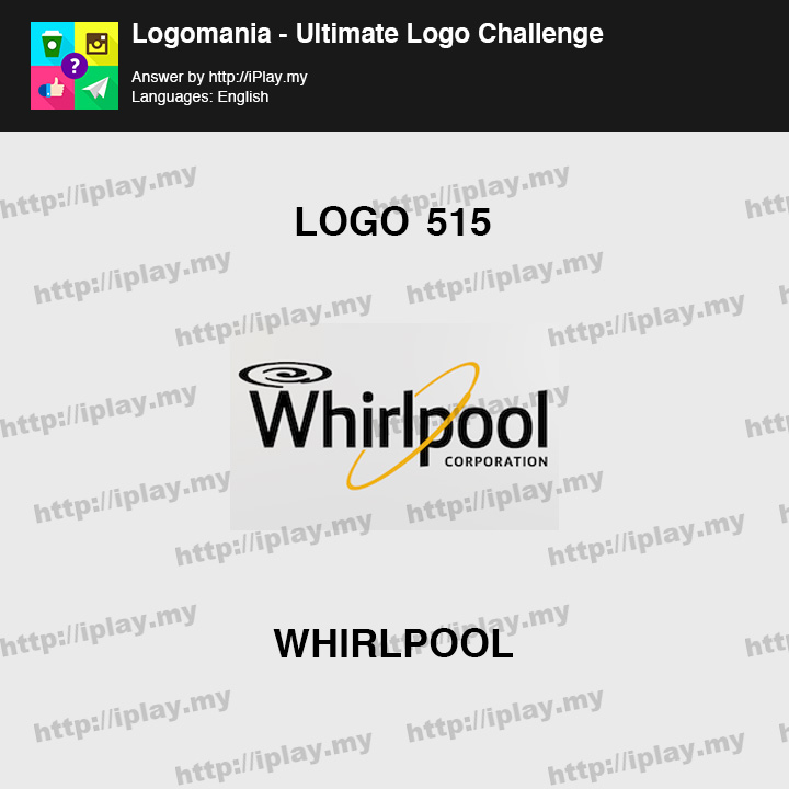 Logomania - Ultimate Logo Challenge Level 515