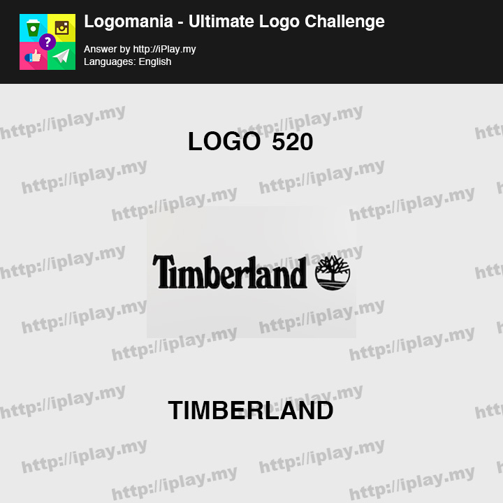 Logomania - Ultimate Logo Challenge Level 520