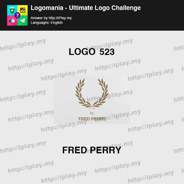 Logomania - Ultimate Logo Challenge Level 523