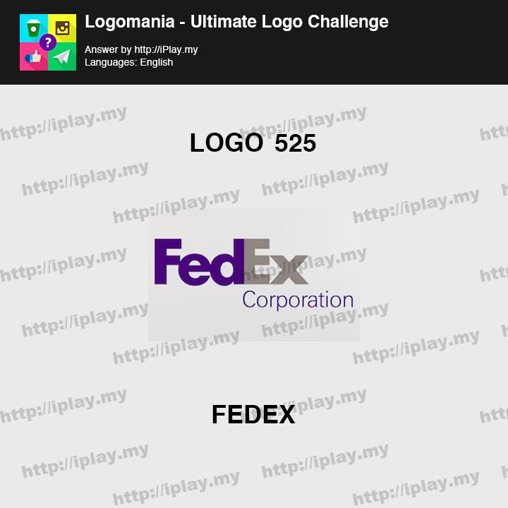 Logomania - Ultimate Logo Challenge Level 525
