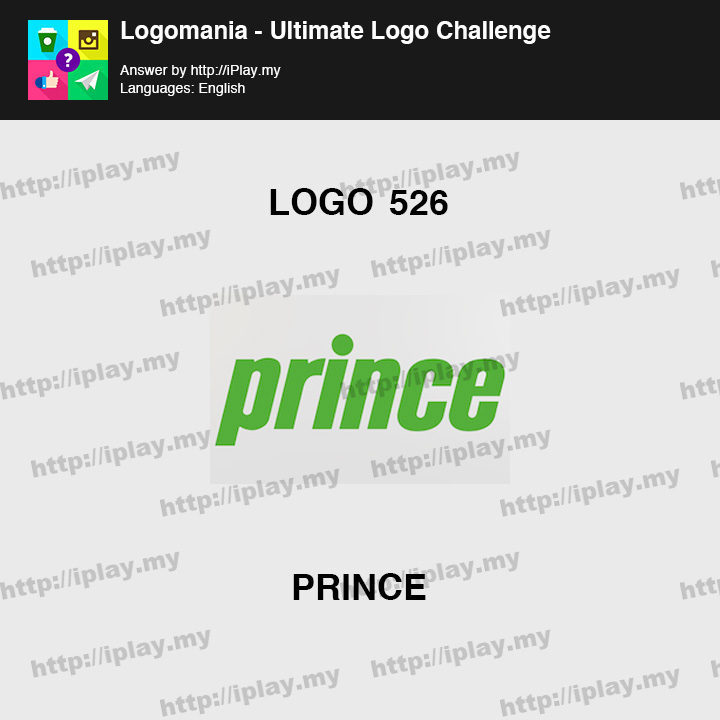 Logomania - Ultimate Logo Challenge Level 526