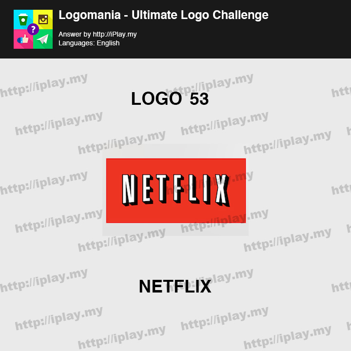 Logomania - Ultimate Logo Challenge Level 53