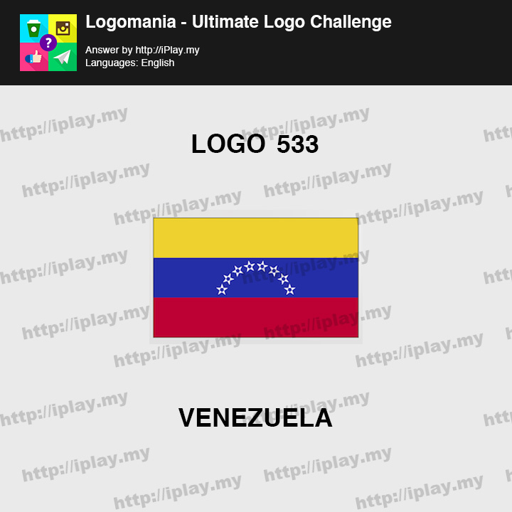 Logomania - Ultimate Logo Challenge Level 533
