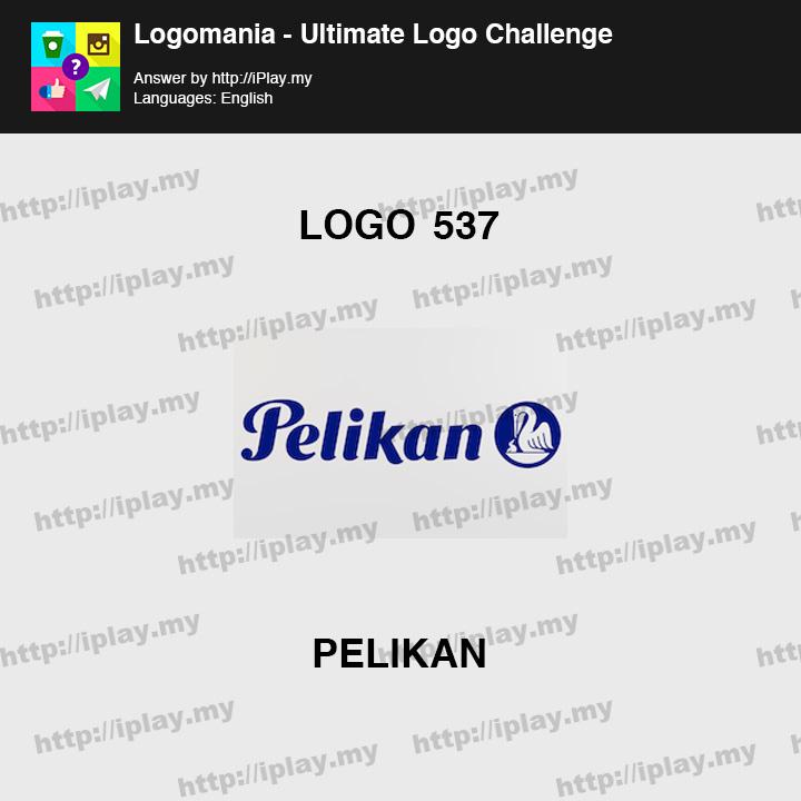 Logomania - Ultimate Logo Challenge Level 537