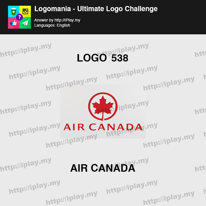 Logomania - Ultimate Logo Challenge Level 538