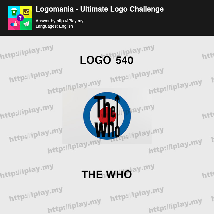 Logomania - Ultimate Logo Challenge Level 540