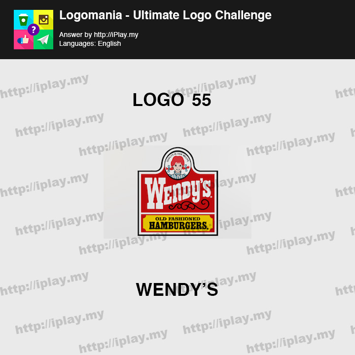 Logomania - Ultimate Logo Challenge Level 55