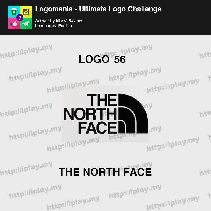 Logomania - Ultimate Logo Challenge Level 56