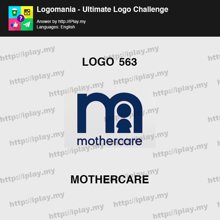 Logomania - Ultimate Logo Challenge Level 563