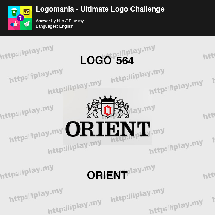 Logomania - Ultimate Logo Challenge Level 564