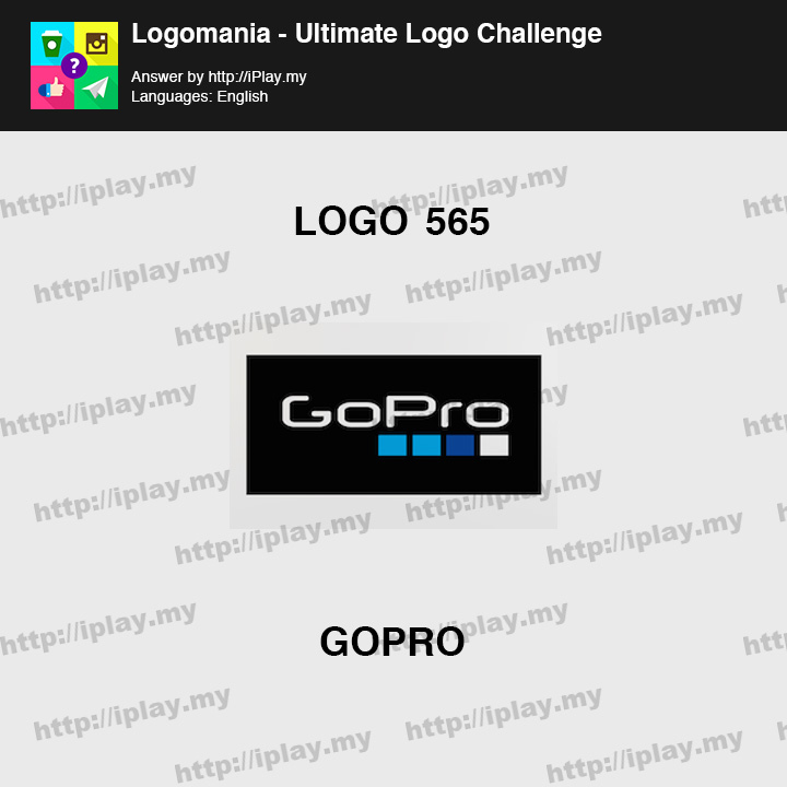Logomania - Ultimate Logo Challenge Level 565