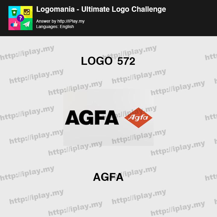 Logomania - Ultimate Logo Challenge Level 572