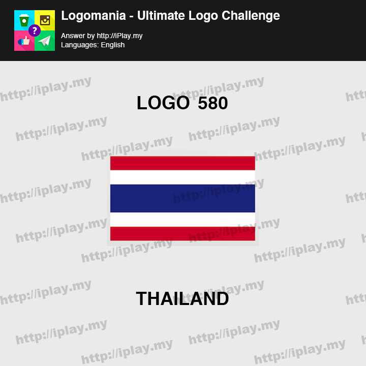 Logomania - Ultimate Logo Challenge Level 580
