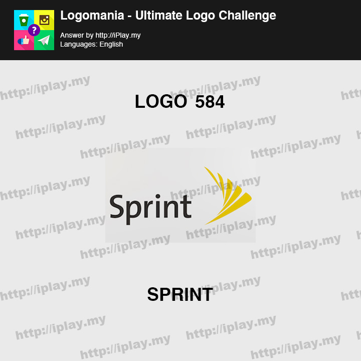 Logomania - Ultimate Logo Challenge Level 584