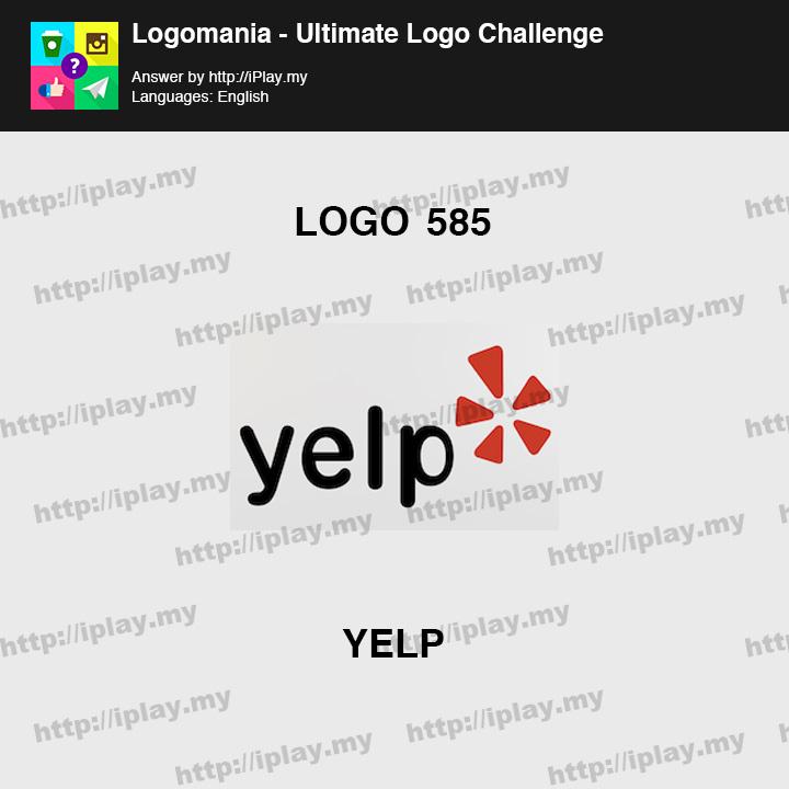 Logomania - Ultimate Logo Challenge Level 585