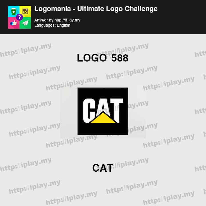 Logomania - Ultimate Logo Challenge Level 588