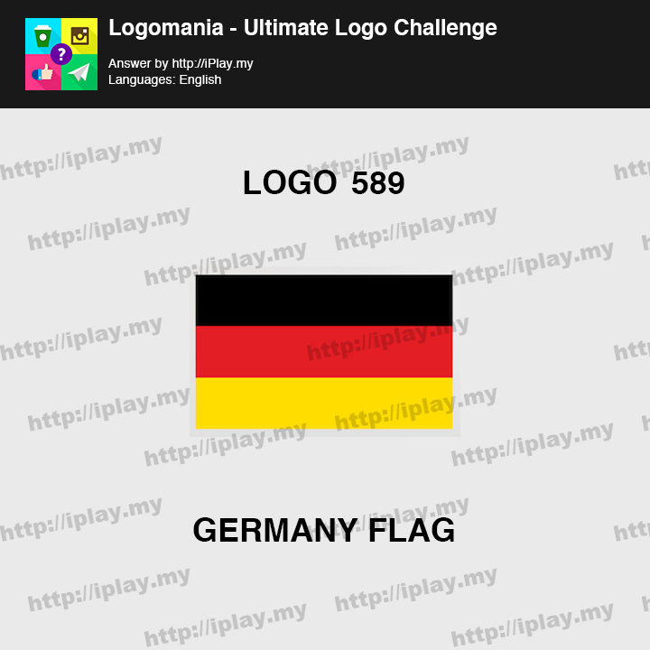 Logomania - Ultimate Logo Challenge Level 589