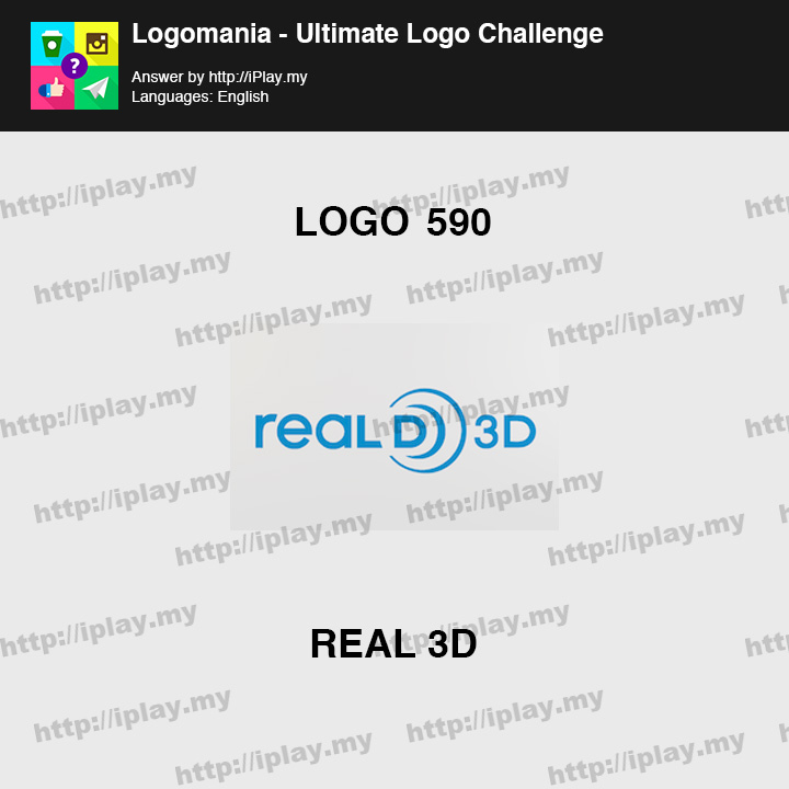 Logomania - Ultimate Logo Challenge Level 590