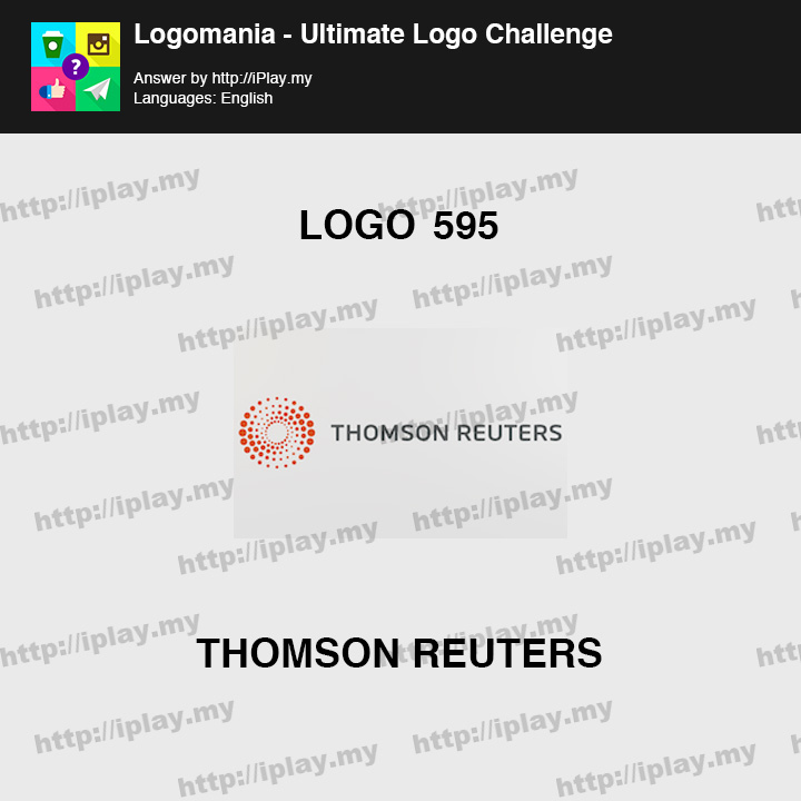 Logomania - Ultimate Logo Challenge Level 595
