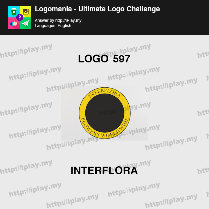 Logomania - Ultimate Logo Challenge Level 597