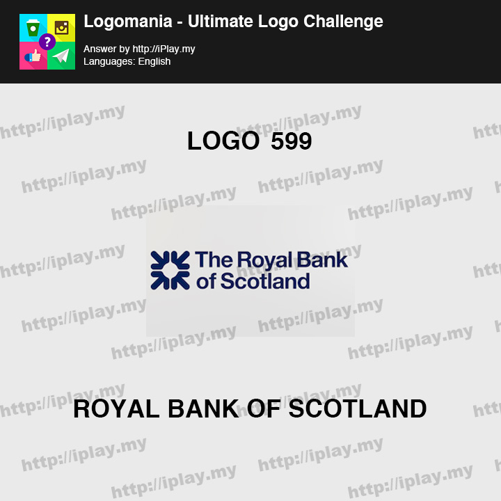 Logomania - Ultimate Logo Challenge Level 599