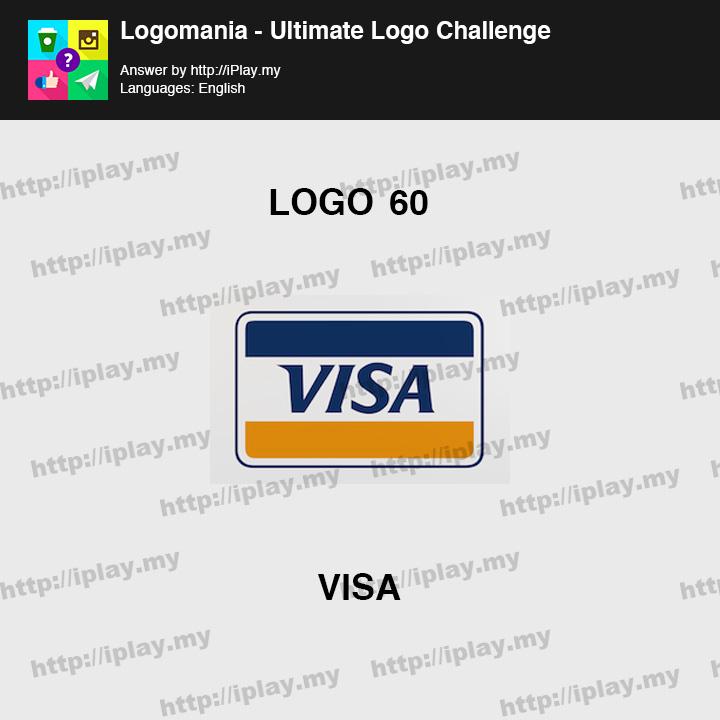 Logomania - Ultimate Logo Challenge Level 60