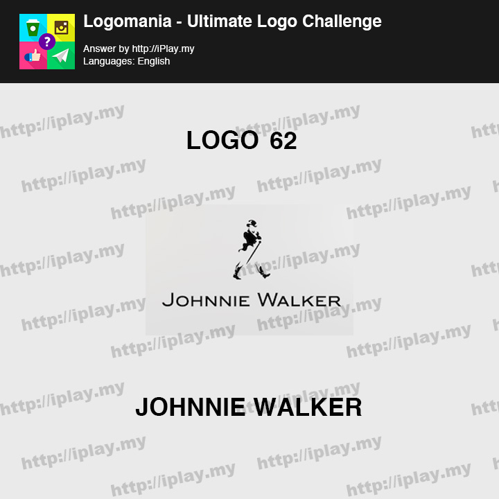 Logomania - Ultimate Logo Challenge Level 62
