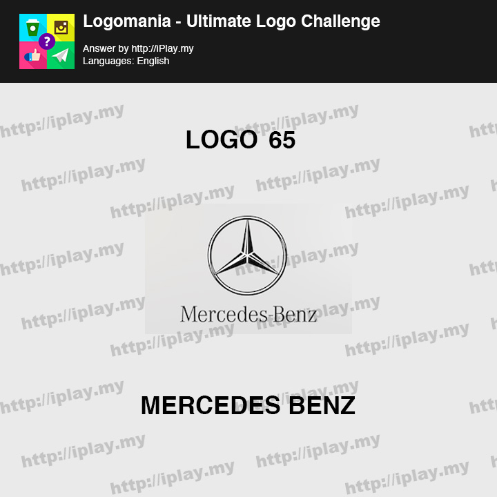 Logomania - Ultimate Logo Challenge Level 65