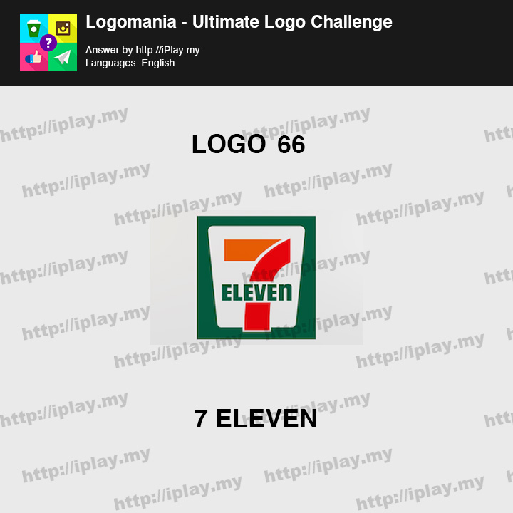 Logomania - Ultimate Logo Challenge Level 66