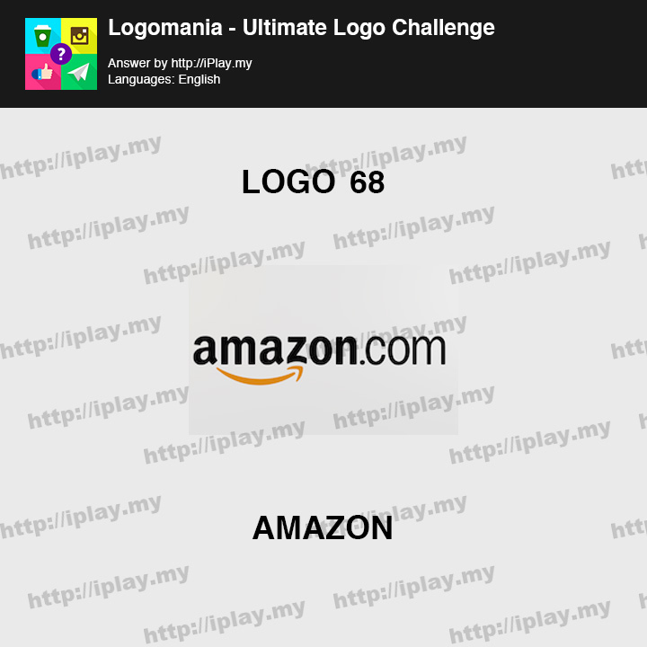 Logomania - Ultimate Logo Challenge Level 68