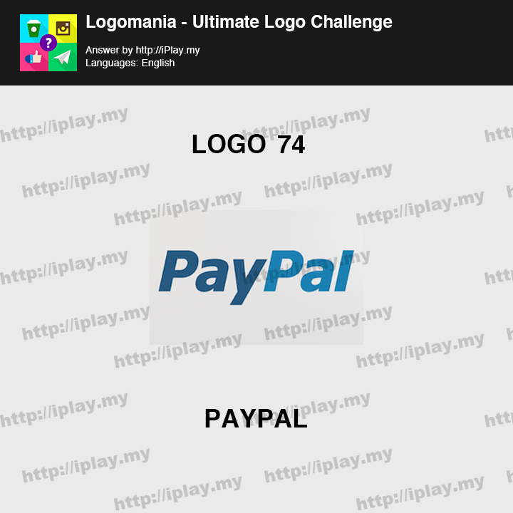 Logomania - Ultimate Logo Challenge Level 74