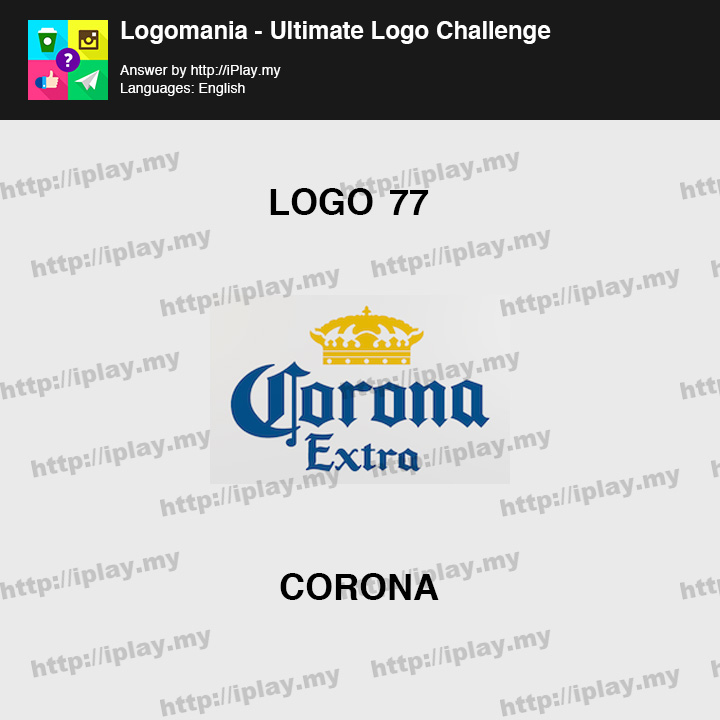 Logomania - Ultimate Logo Challenge Level 77