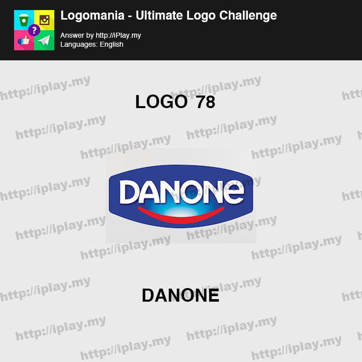 Logomania - Ultimate Logo Challenge Level 78