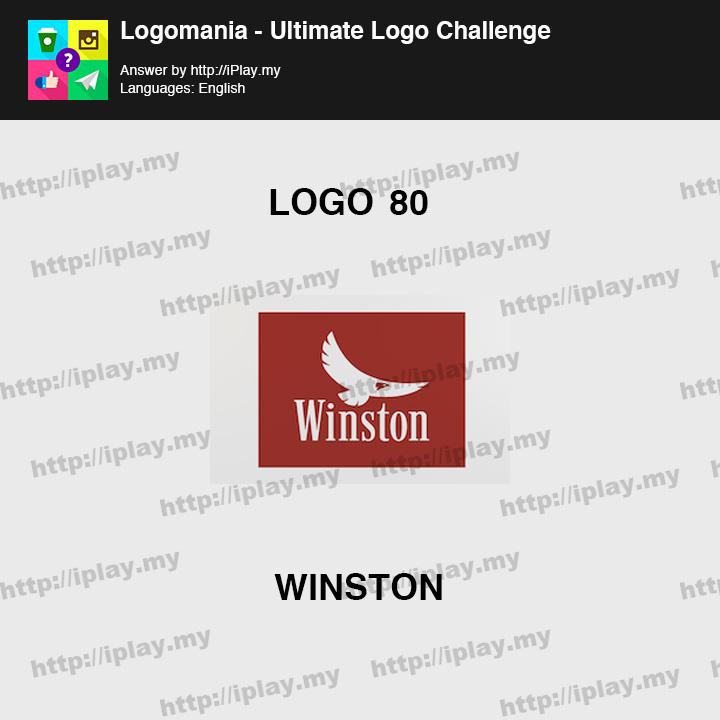 Logomania - Ultimate Logo Challenge Level 80