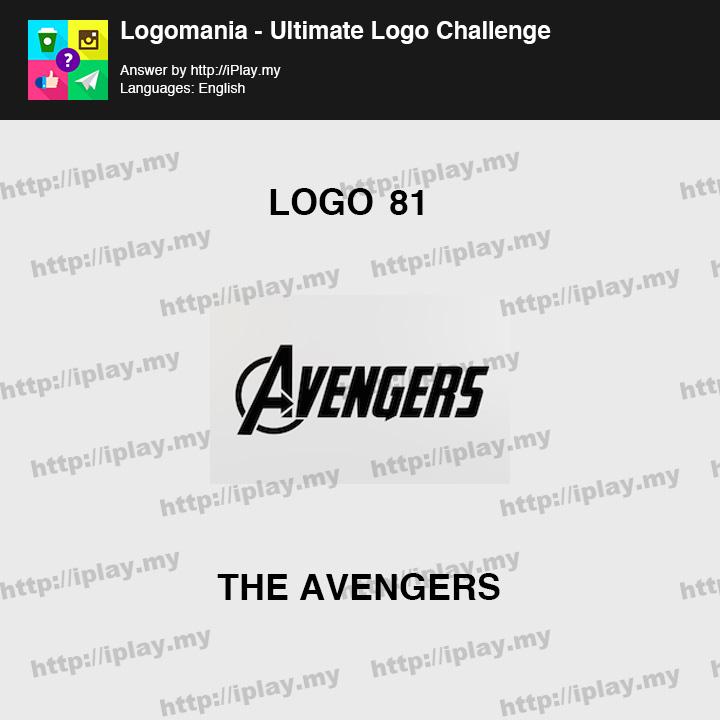 Logomania - Ultimate Logo Challenge Level 81