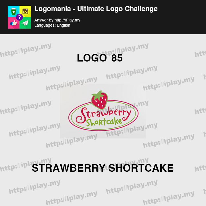 Logomania - Ultimate Logo Challenge Level 85