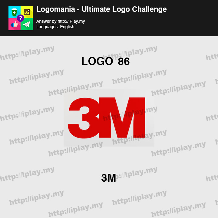 Logomania - Ultimate Logo Challenge Level 86
