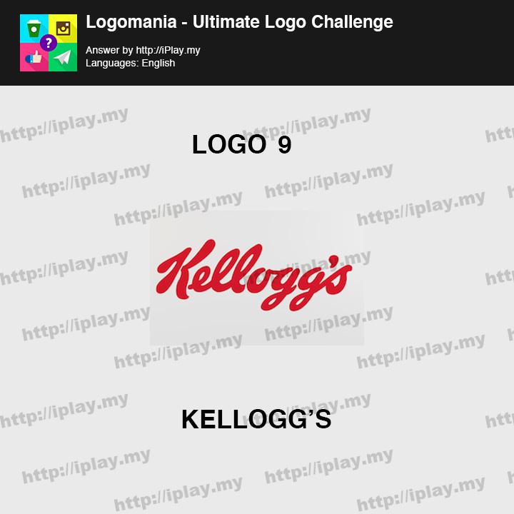 Logomania - Ultimate Logo Challenge Level 9