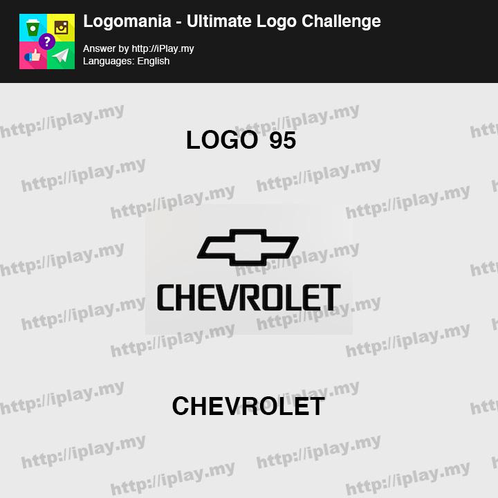 Logomania - Ultimate Logo Challenge Level 95