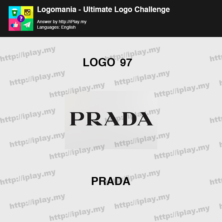 Logomania - Ultimate Logo Challenge Level 97