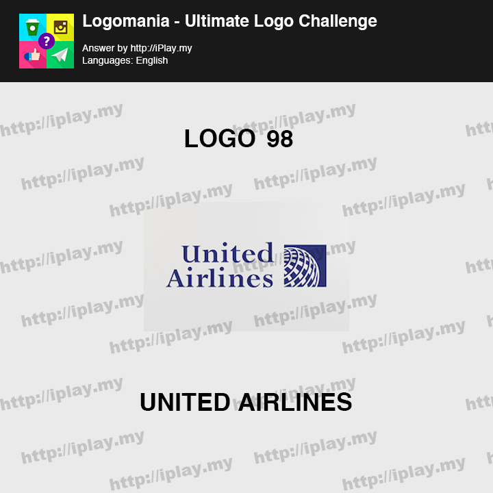 Logomania - Ultimate Logo Challenge Level 98