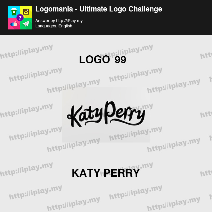 Logomania - Ultimate Logo Challenge Level 99