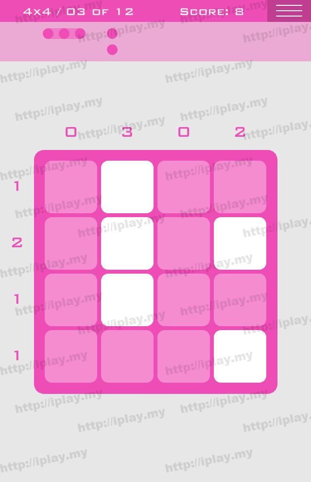 Logic Dots 4x4 - 3