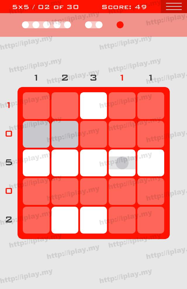 Logic Dots 5x5 - 2