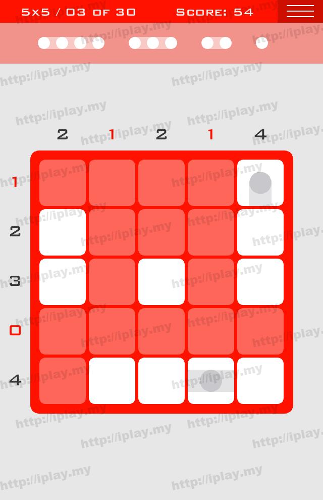 Logic Dots 5x5 - 3