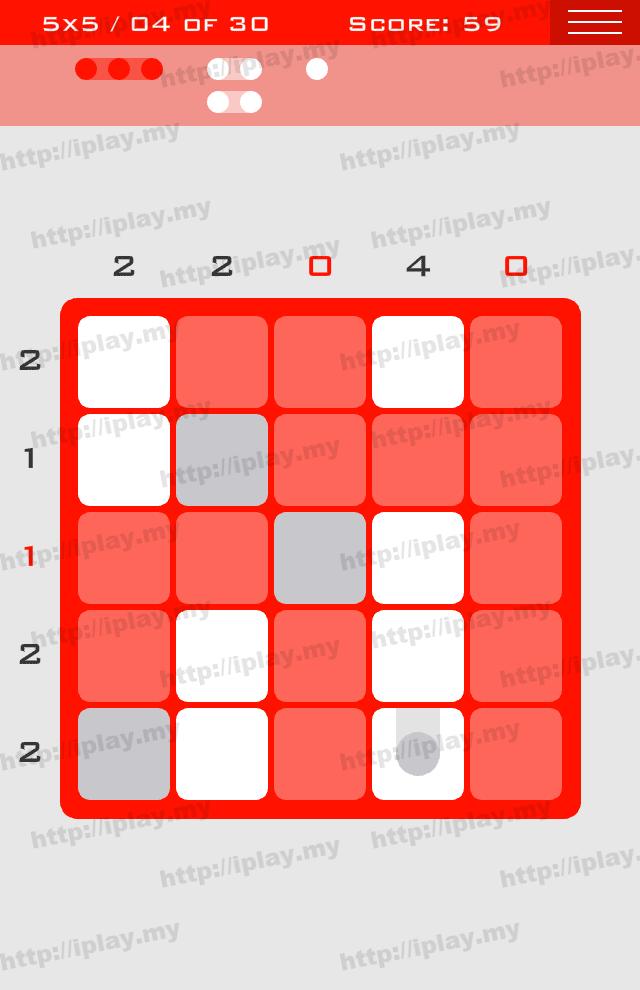 Logic Dots 5x5 - 4